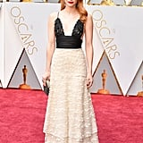 Emma Roberts Wore a Sustainable Dress by Armani Privé