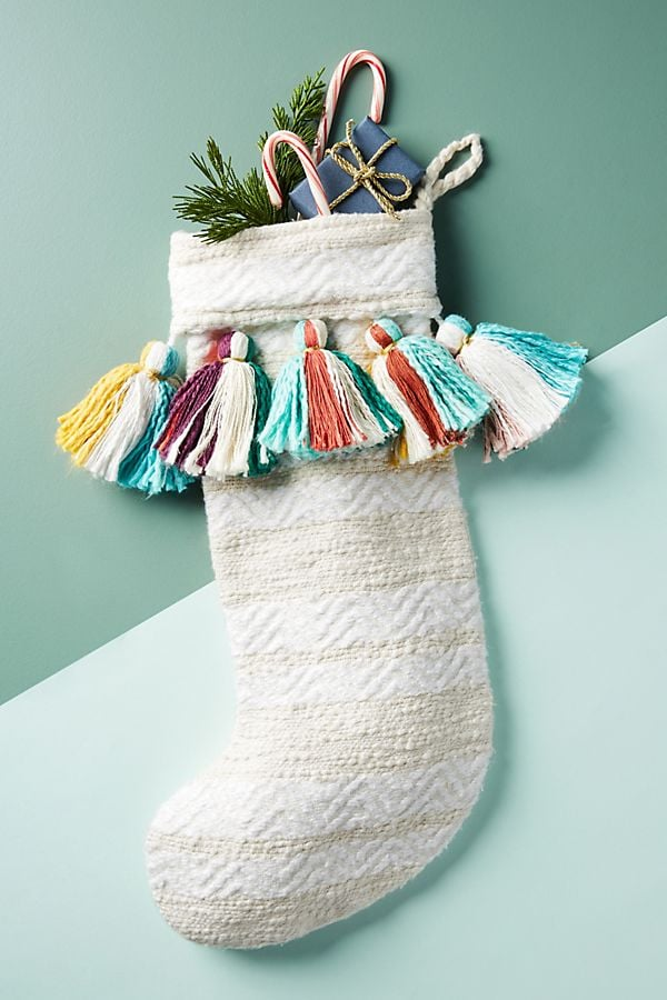 Treasured Tassel Stocking