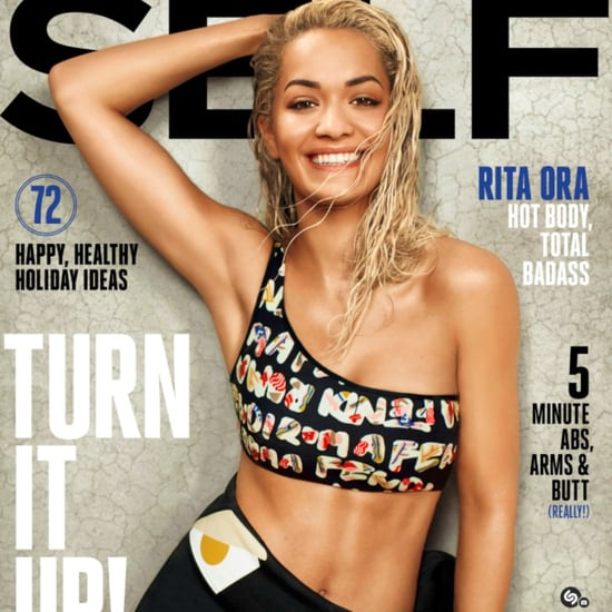 Rita Ora Workout