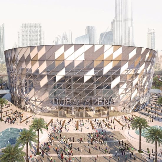 PICTURES: Dubai Arena Entertainment Venue Launching 2018