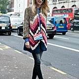 LFW Street Style Day 5