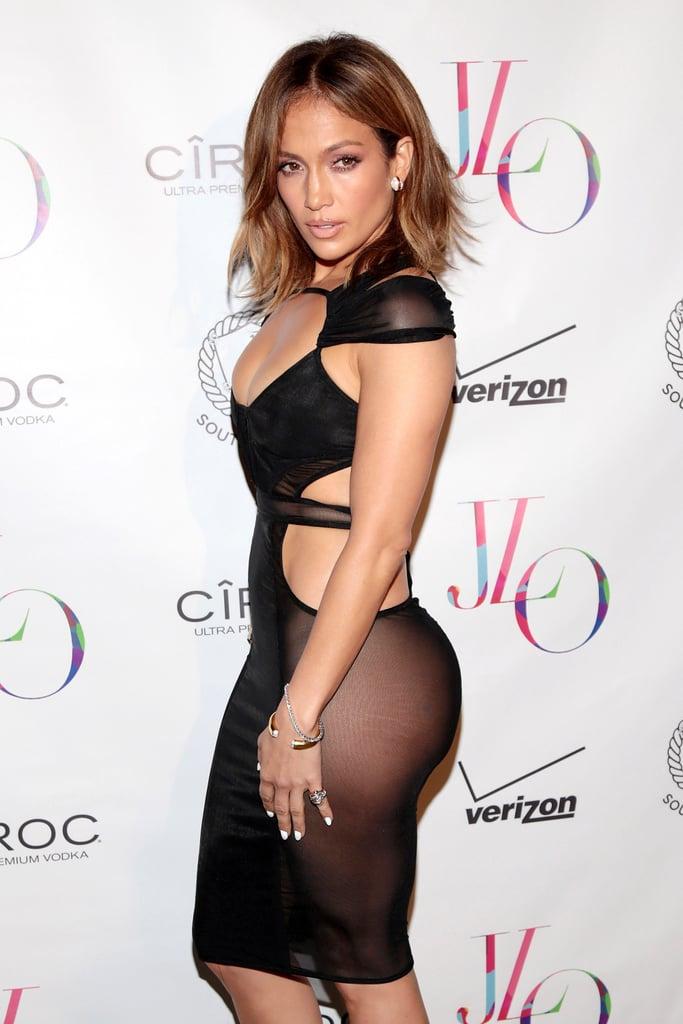 Jennifer Lopez's Birthday Party at 1OAK in Hamptons | Photos