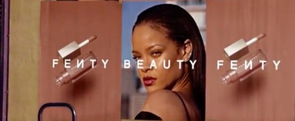 Rihanna Just Unveiled Her First Fenty Beauty Products