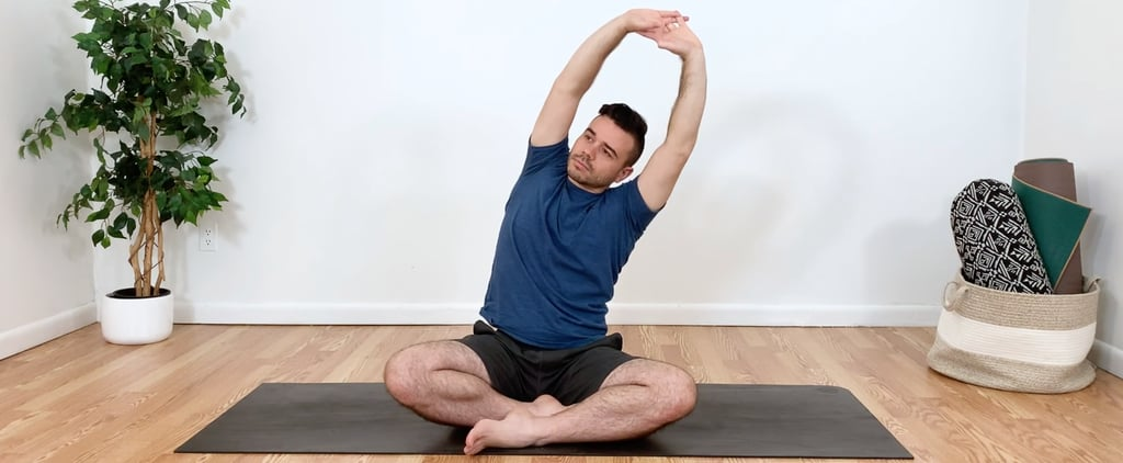 10-Minute Yoga Flow For Healthy Spine From Yoga Rove
