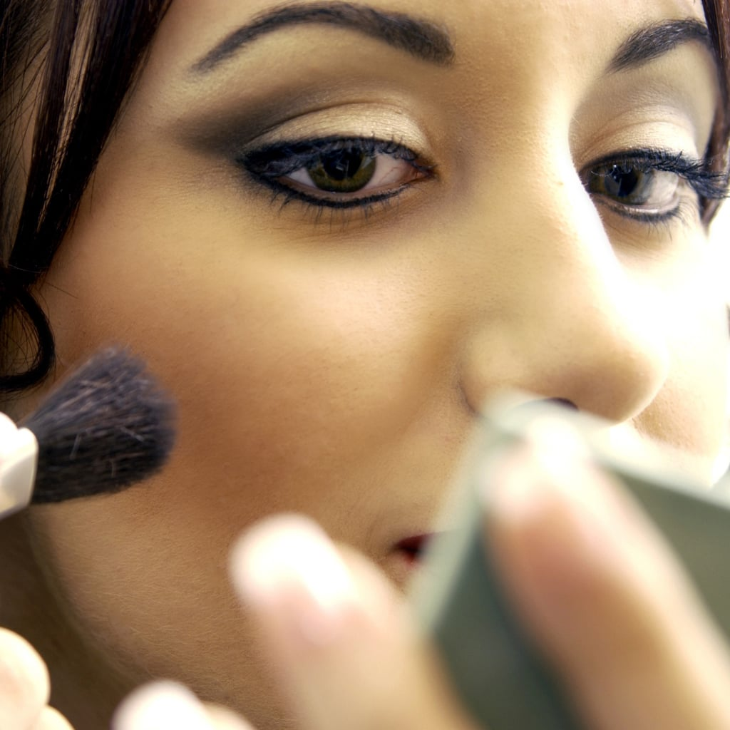 Have you ever gone through an entire bottle or pan of something (a whole tube of mascara, an entire powder compact, etc.)?