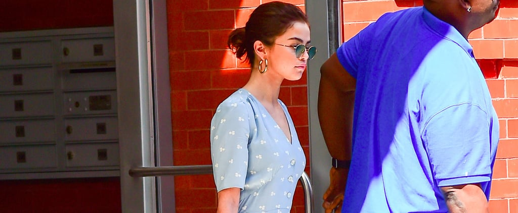 Selena Gomez's Summer-to-Fall Dress Will Bring Your Wardrobe New Life