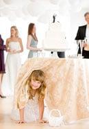 Entertaining Kids at a Wedding