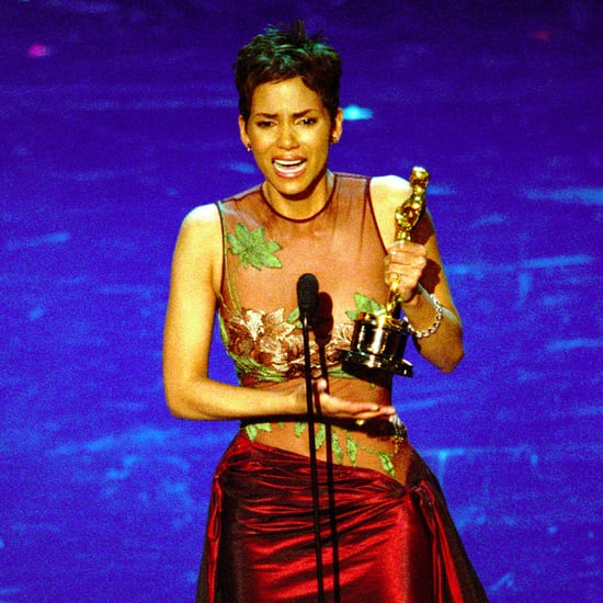 Halle Berry Oscar Acceptance Speech 2002