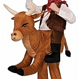 Kids' Ride on Bull Costume