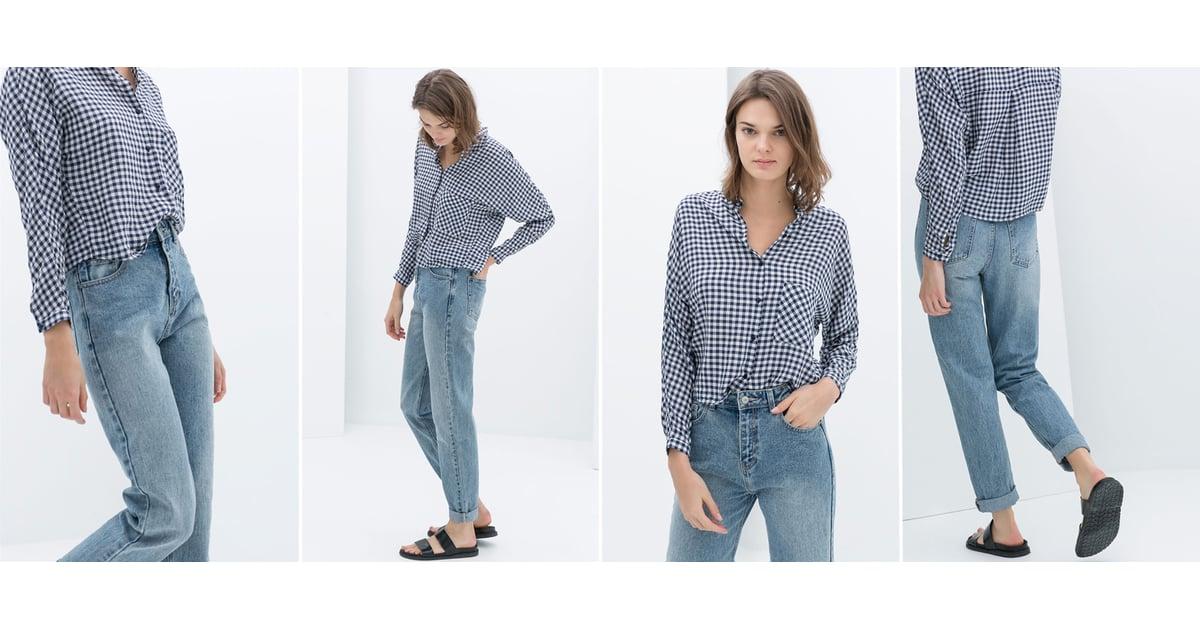 550c465a36c8 '90s Jeans Trend | POPSUGAR Fashion
