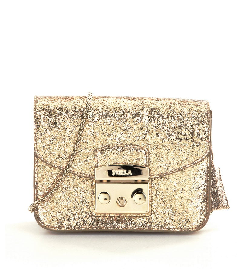 Furla Metropolis Glitter Mini Bag ($348)