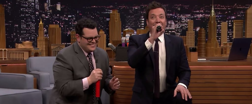 """Josh Gad and Jimmy Fallon's """"Beauty and the Beast"""" Duet Would Make T-Pain Proud"""