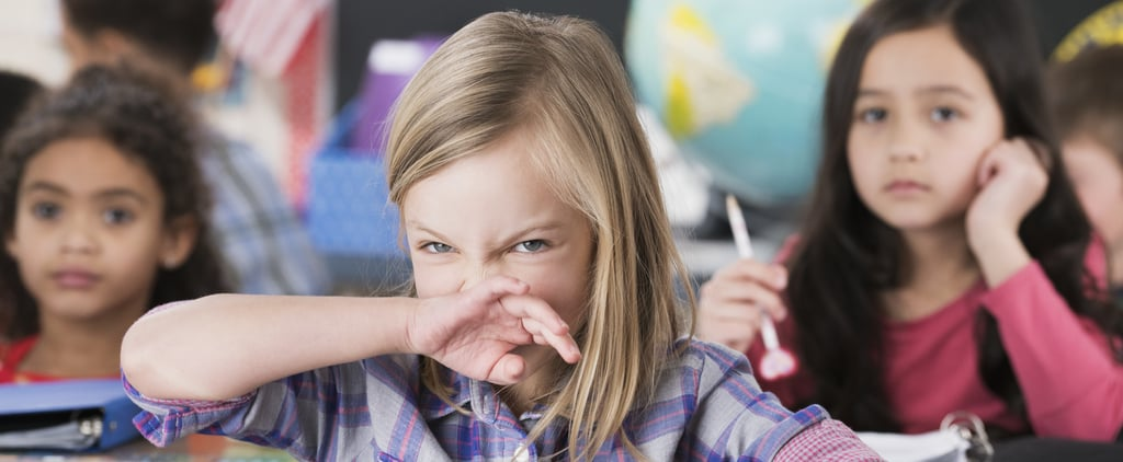 Teach Kids to Cough Correctly With Cough Pocket   Video