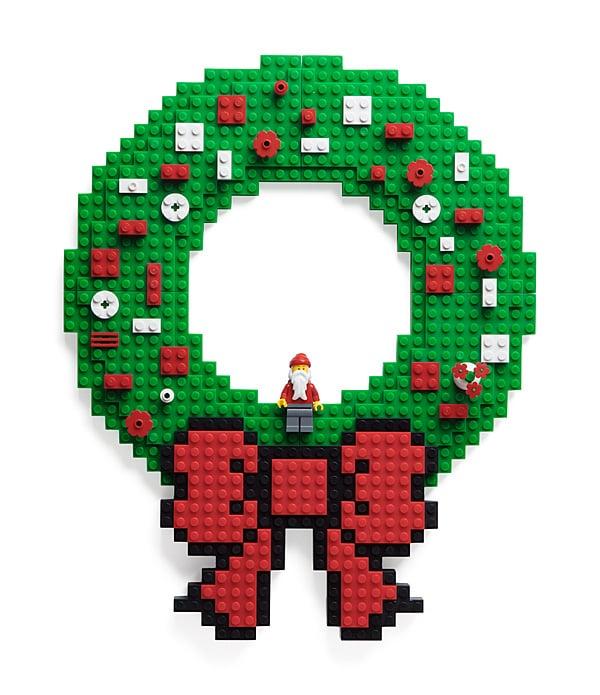 LEGO Holiday Wreath