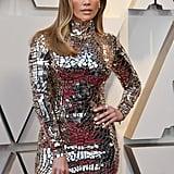 Jennifer Lopez Dress Oscars 2019