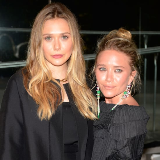 Elizabeth and Mary-Kate Olsen Hair at CFDA Awards 2013