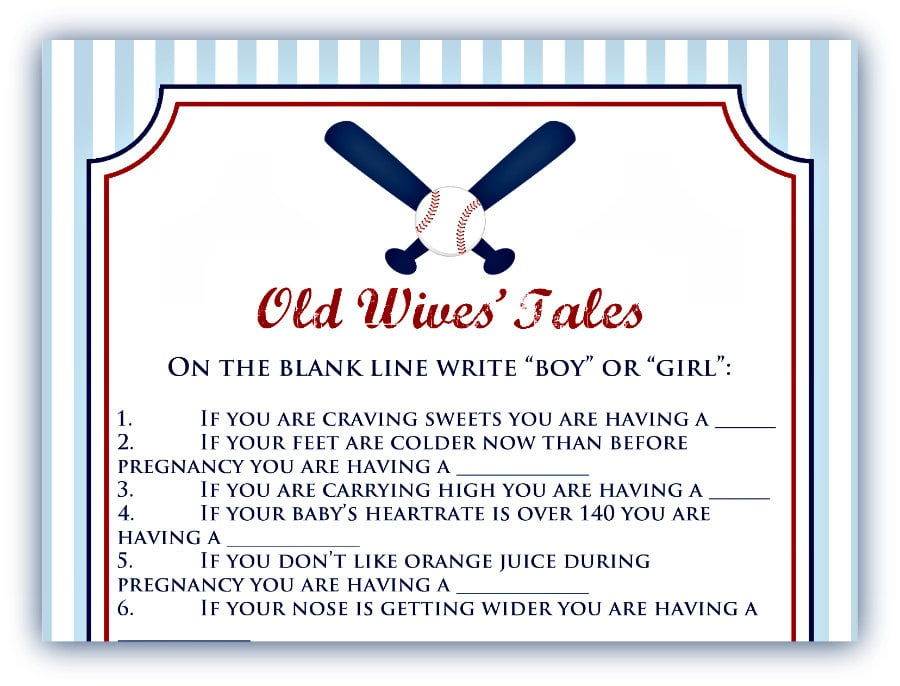 Old Wives' Tales ($6)
