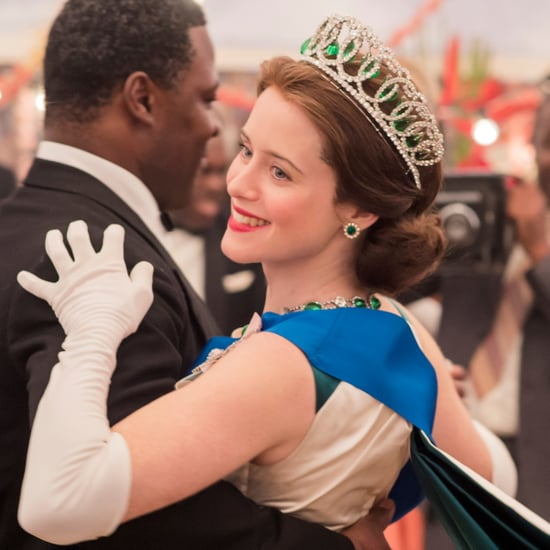 Emerald Tiara From The Crown