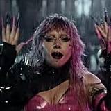 Lady Gaga's Six-Inch Nails