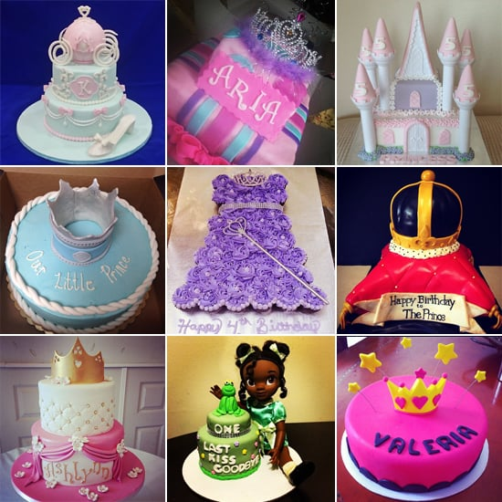 Princess Birthday Cake Ideas POPSUGAR Moms