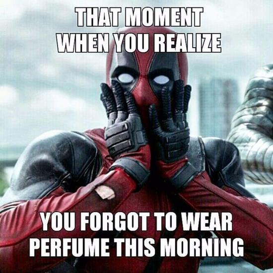 Perfume Memes