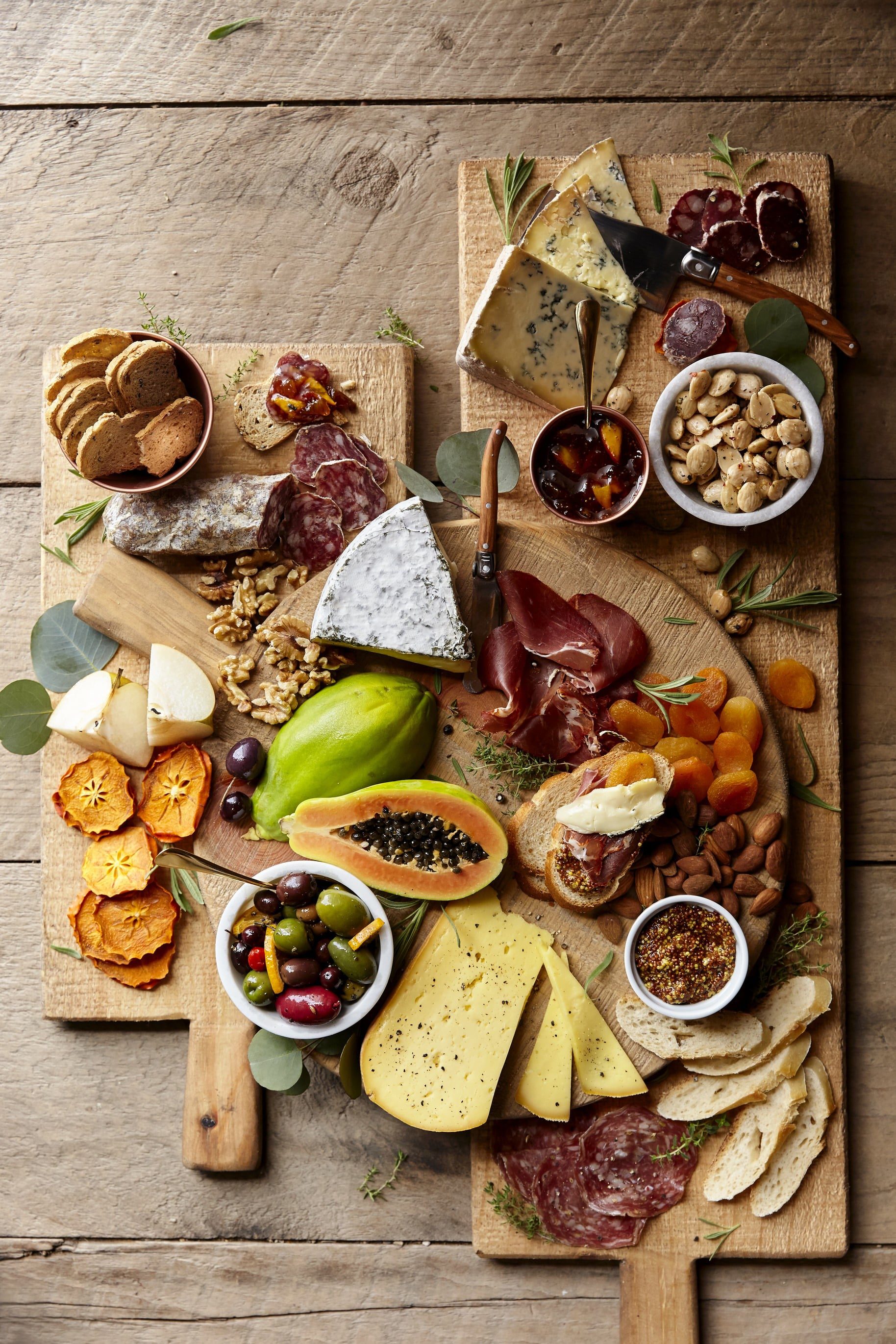 Be strategic about your selection of cheeses. & How to Make an Affordable Cheese Plate | POPSUGAR Food