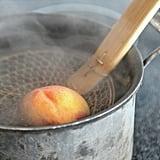 Simmer the Peaches