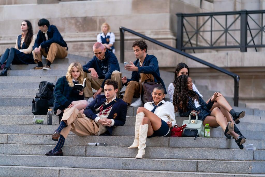 HBO Max's Gossip Girl Reboot First-Look Photos