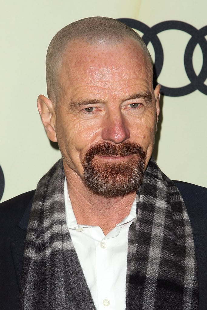 Bryan Cranston stepped out in LA.