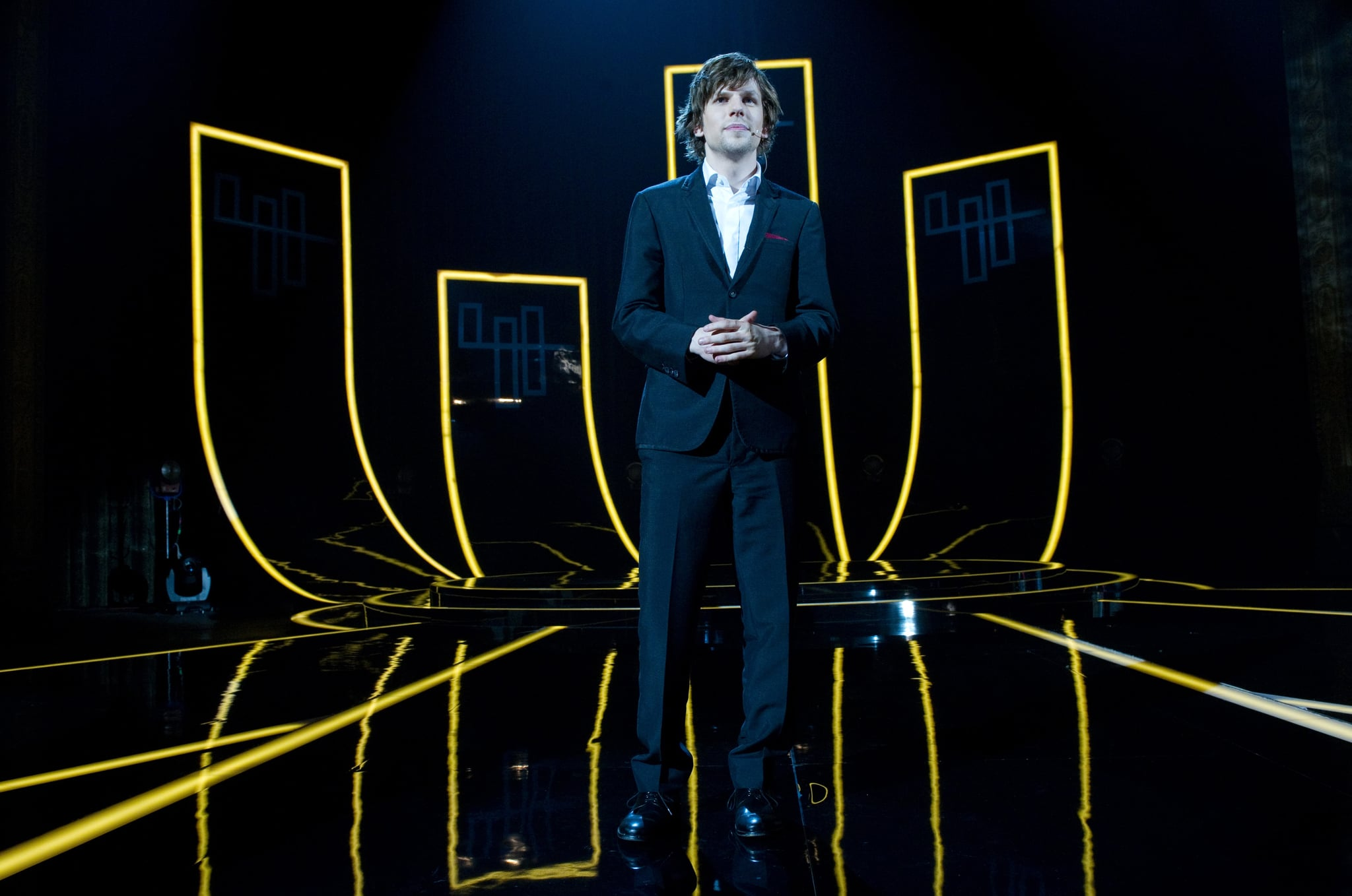 Jesse Eisenberg in Now You See Me.