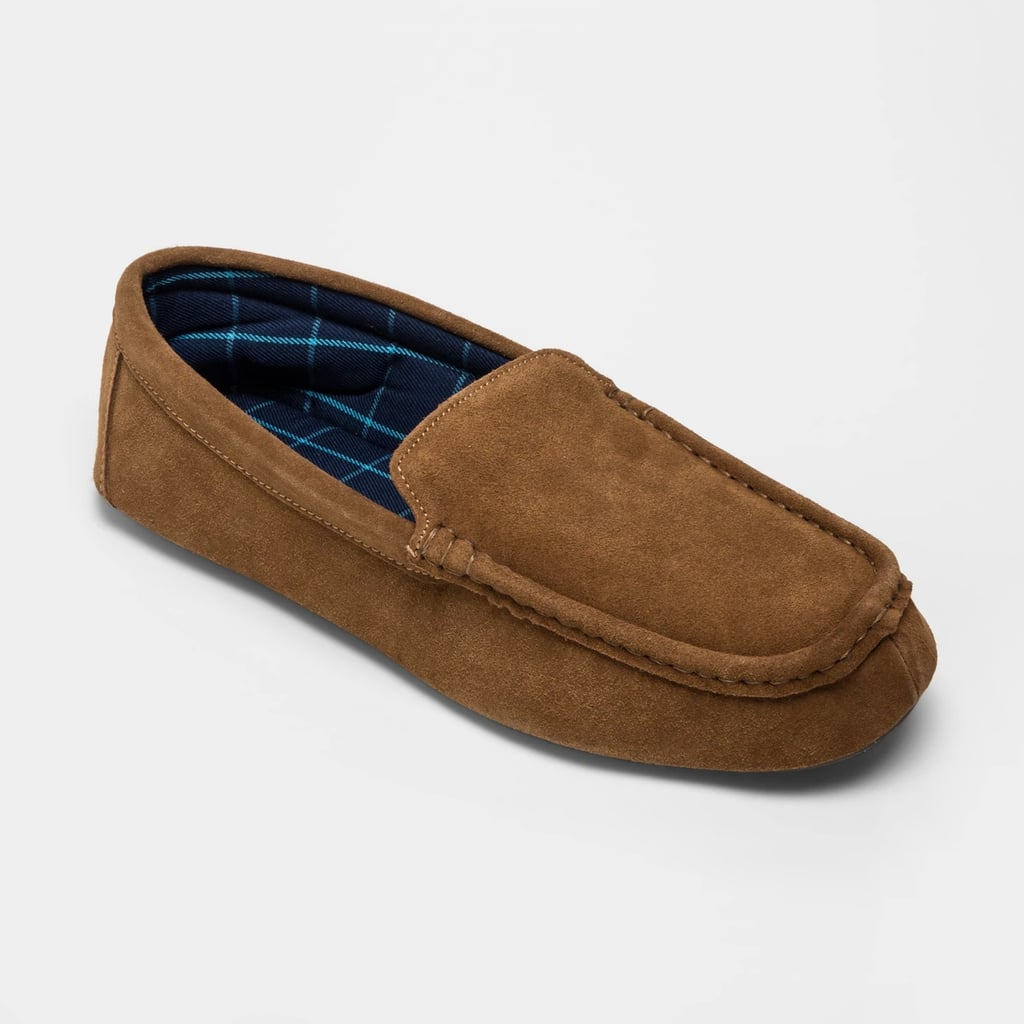 Men's Cow Suede Loafers