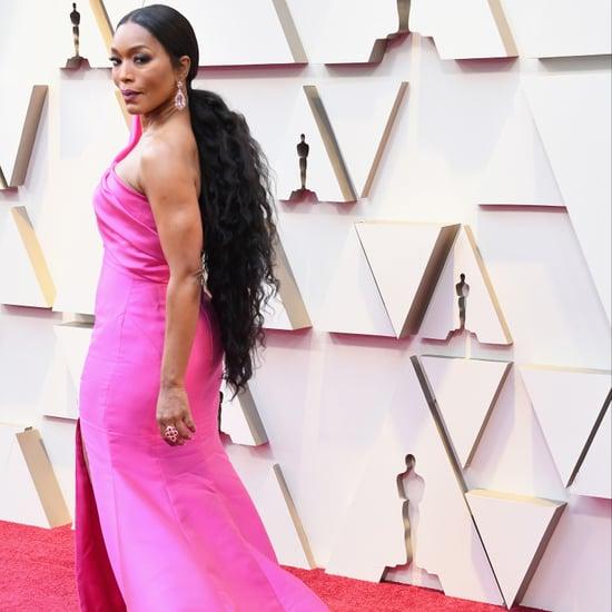 Angela Bassett Oscars Makeup 2019