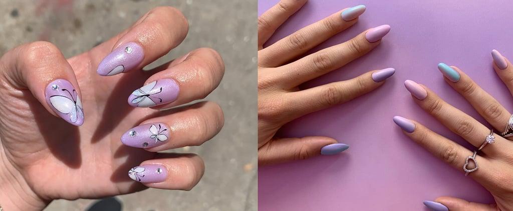 Ariana Grande's BFF Best Nail Looks