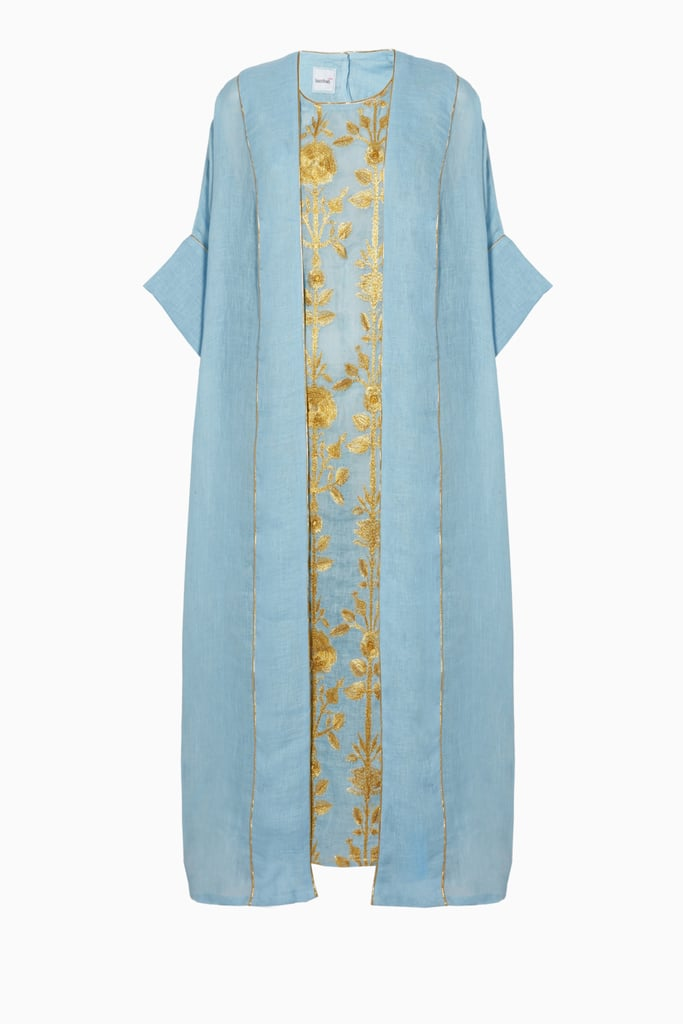 Bambah Boutique, Blue Isabella Kaftan, AED3,250