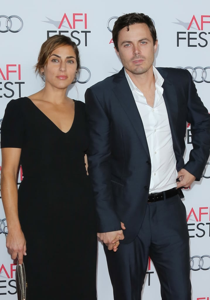 Casey Affleck and Summer Phoenix