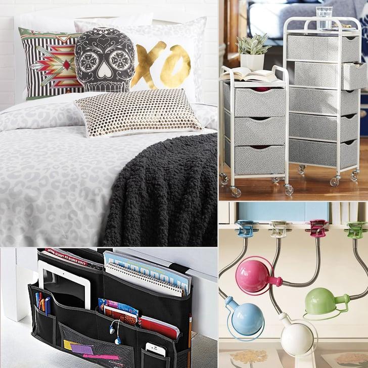 Must Have Dorm Room Decor Essentials Popsugar Family
