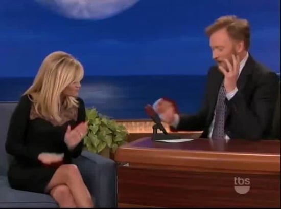 Video of Reese Witherspoon on Conan For Water For Elephants