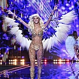 And Remember This Winged Beauty From the Last VS Fashion Show?
