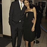 Ol Parker and Thandie Newton, 2004