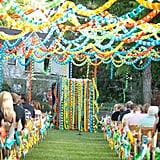 Paper Chain Decor