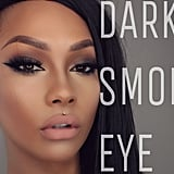 Fall Dark Smoky-Eye Tutorial