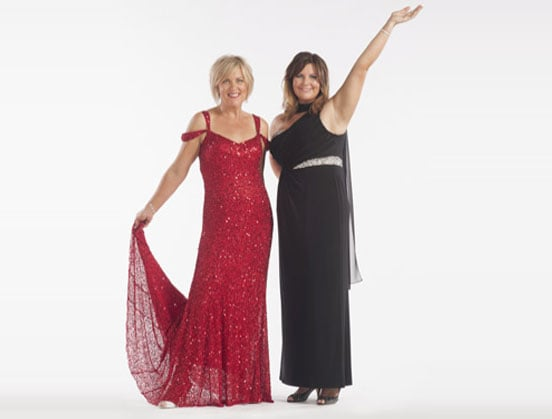 The Biggest Loser Winners! We Chat to Robyn & Katie