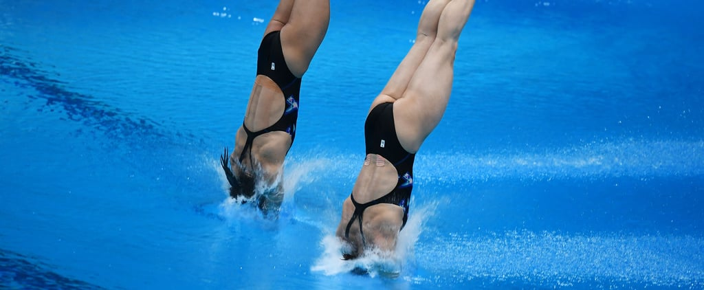 How Olympic Diving Is Scored