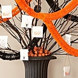 A Spooktacular Halloween Dessert Table