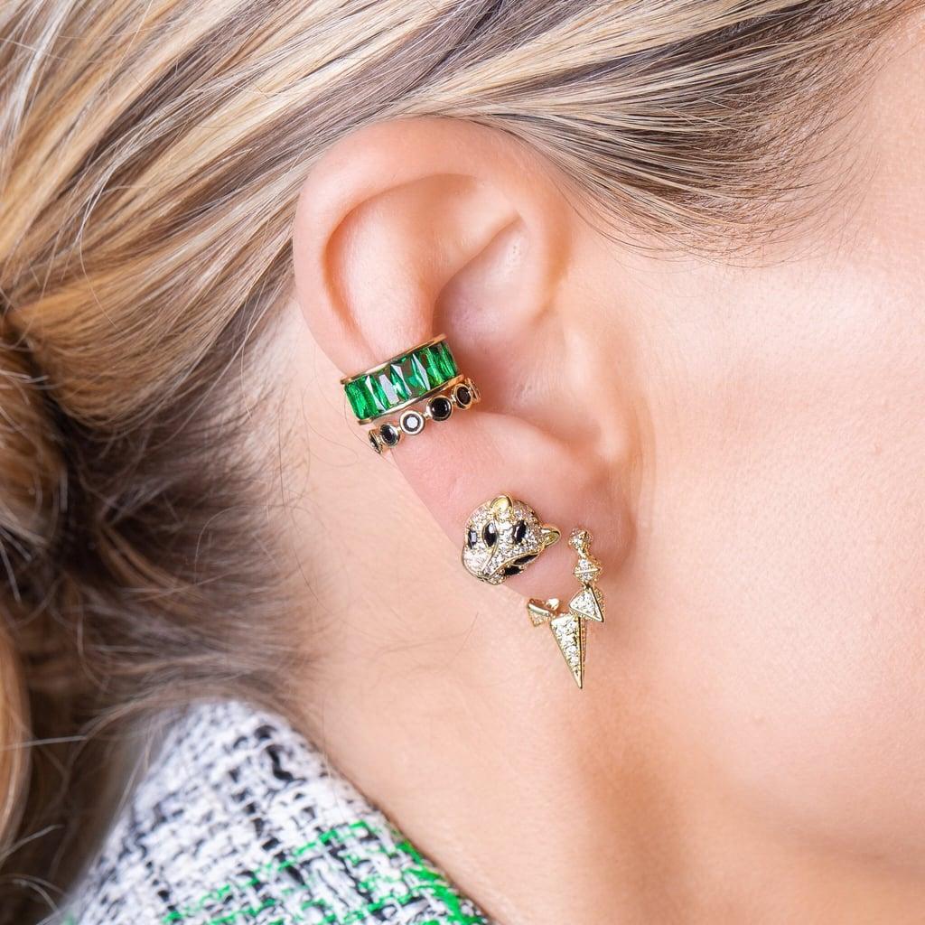 Melinda Maria Opulence Ear Cuff