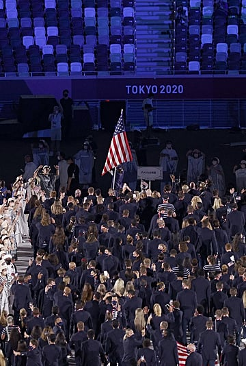 See Team USA's 2021 Olympics Opening Ceremony Outfits