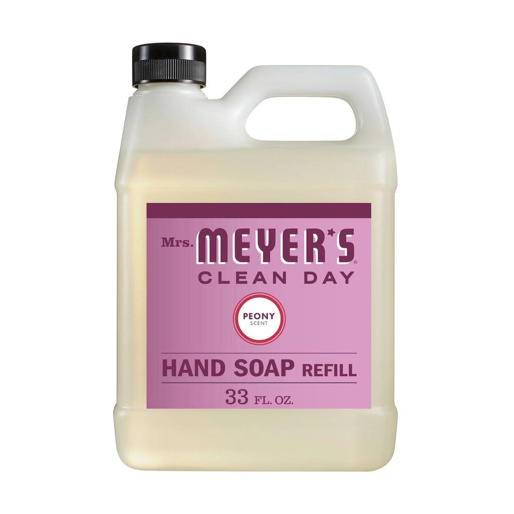 Mrs. Meyer's Peony Hand Soap Refill