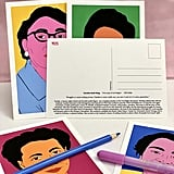 Coretta Scott King and Other Female Civil Rights Activists Postcard Set