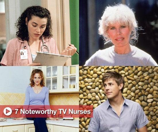 7 Noteworthy TV Nurses