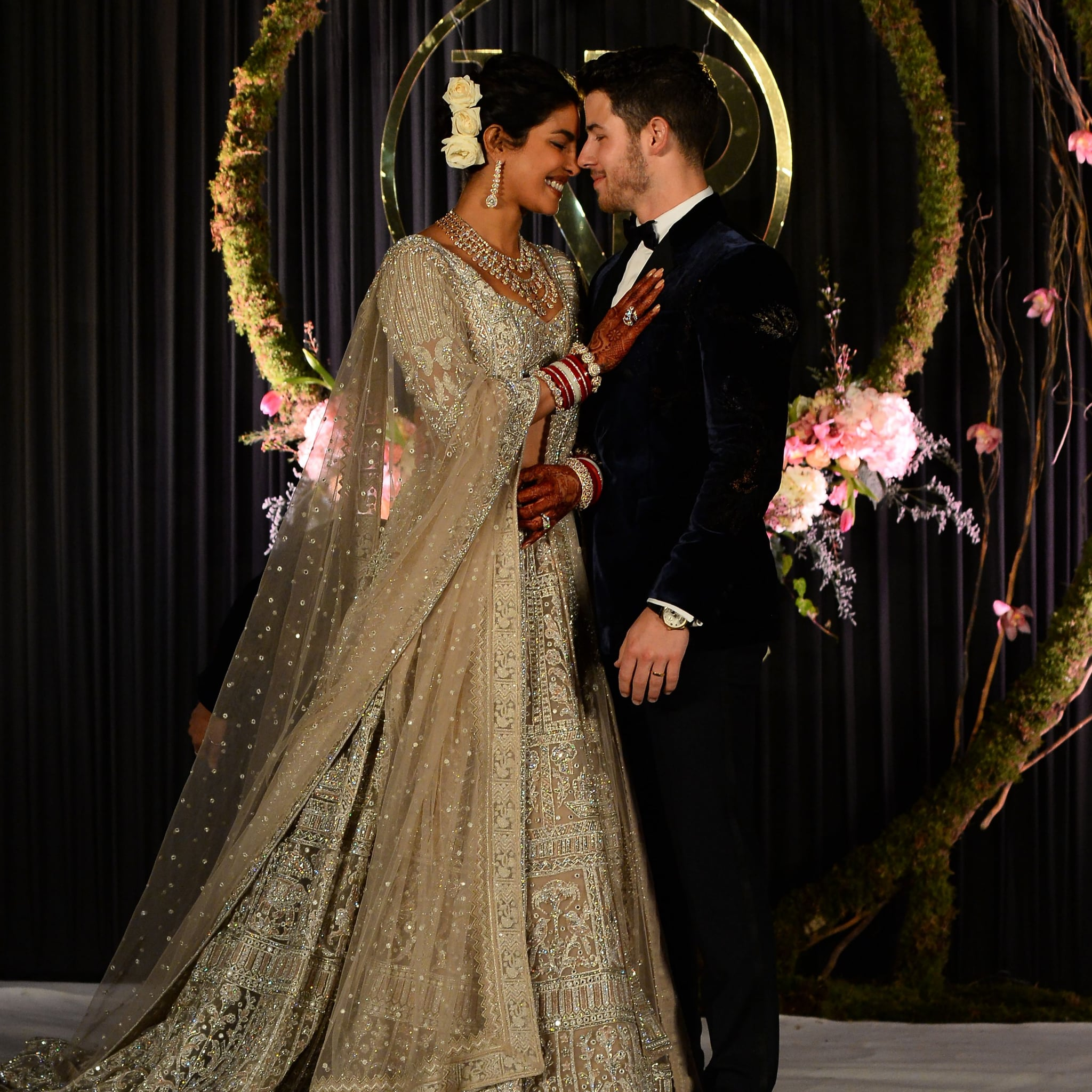 Priyanka Chopra Wedding Outfits Popsugar Fashion Middle East